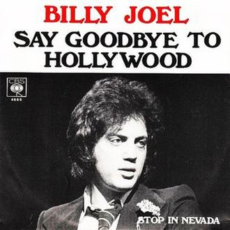 Say Goodbye to Hollywood - Image: Say Goodbye 76