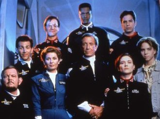 SeaQuest DSV - First-season cast