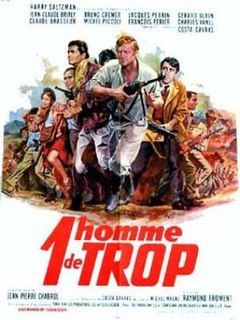 <i>Shock Troops</i> (film) 1967 film by Costa-Gavras