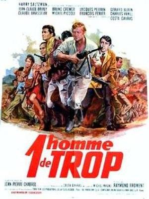 Shock Troops (film) - Film poster
