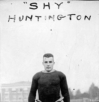 Charles A. Huntington - Image: Shy Huntington