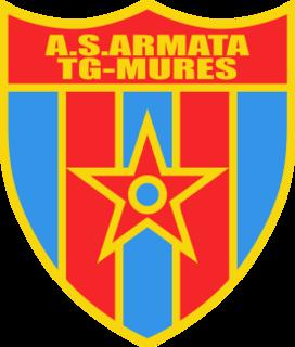 ASA Târgu Mureș (1962) association football club was in Romania