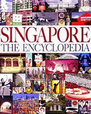 Singapore: The Encyclopedia - Image: Singapedia