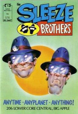 The Sleeze Brothers - Image: Sleeze Brothers