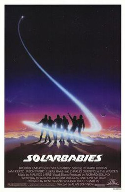 Picture of a movie: Solarbabies
