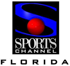 Fox Sports Florida - SportsChannel Florida logo, from 1995 to 2000