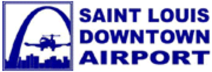 St. Louis Downtown Airport - Image: St. Louis Downtown Airport logo