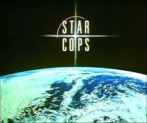 Star Cops - Image: Star Cops Logo