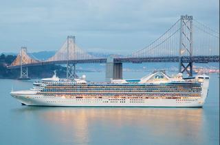 Star Princess ship