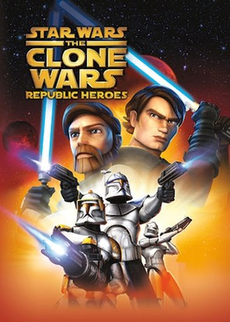 Star Wars: The Clone Wars – Republic Heroes - Image: Star Wars The Clone Wars Republic Heroes