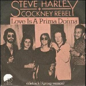 (I Believe) Love's a Prima Donna - Image: Steve Harley I Believe (Love's a Prima Donna) Single Cover 1976