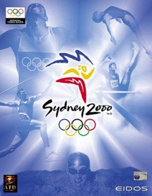 Sydney 2000 (video game) - Image: Sydney 2000 cover