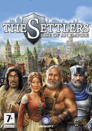 The Settlers: Rise of an Empire - Image: TSRE front