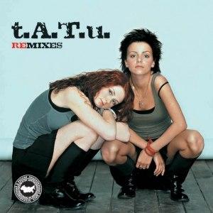 T.A.T.u. Remixes - Image: Taturemixesdeluxe