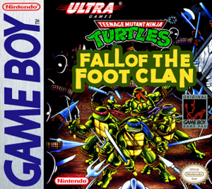 Teenage Mutant Ninja Turtles: Fall of the Foot Clan - Teenage Mutant Ninja Turtles: Fall of the Foot Clan
