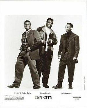Ten City - Ten City (1994)