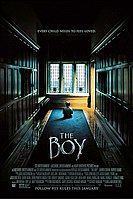 Picture of a movie: The Boy
