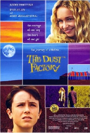 The Dust Factory - DVD cover