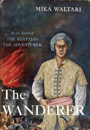 The Wanderer (Waltari novel) - First US edition (publ. G.P. Putnam's Sons, 1951)