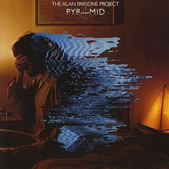Pyramid (The Alan Parsons Project album) - Image: The Alan Parsons Project Pyramid