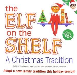 The Elf on the Shelf - Image: The Elf on the Shelf (book)