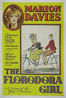 <i>The Florodora Girl</i> 1930 film