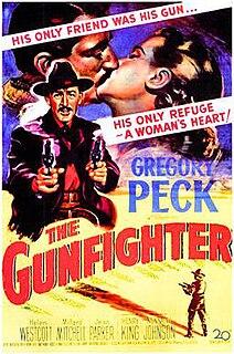<i>The Gunfighter</i> 1950 film by Henry King