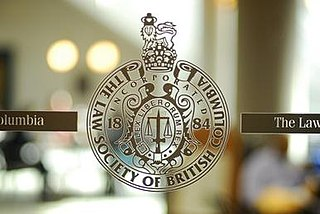 Law Society of British Columbia organization