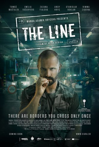 The Line (2017 film) - Film poster