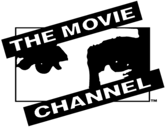 "The Movie Channel - Former logo used from May 1, 1988 to August 1, 1997; several variants of the ""eye and profile"" design, using different facial expressions, were used during this period. The logo was designed by Noel Frankel, with creative directors Alan Goodman and Fred Seibert of Fred/Alan, Inc."