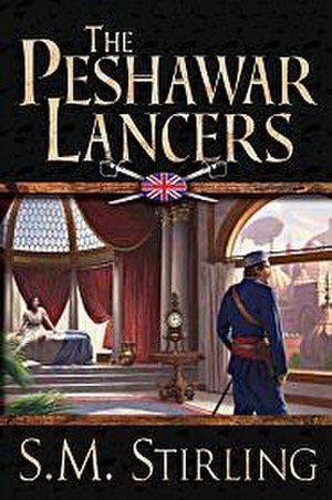 The Peshawar Lancers - Cover of the 2003 mass market edition