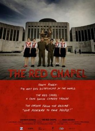 The Red Chapel - Image: The Red Chapel
