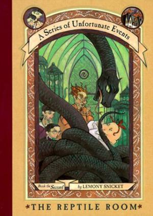 The Reptile Room - American cover art