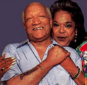 The Royal Family (TV series) - Redd Foxx and Della Reese, stars of The Royal Family