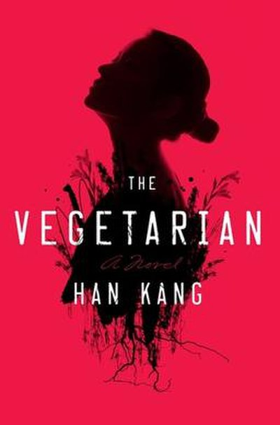Picture of a book: The Vegetarian