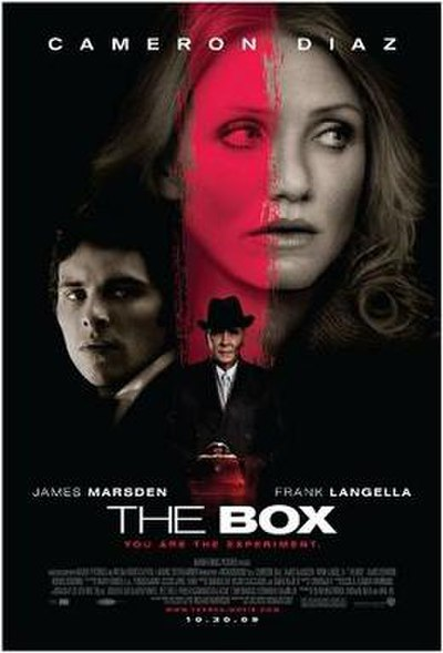 Picture of a movie: The Box