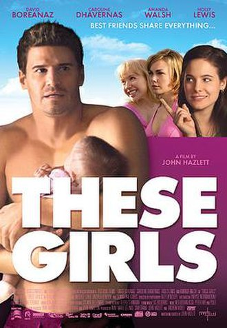 These Girls - Movie poster