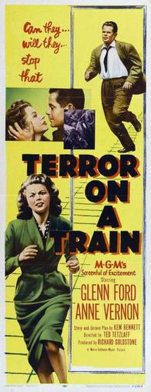 Time Bomb (1953 film) - Image: Time Bomb Film Poster