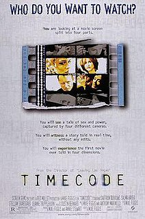2000 film by Mike Figgis