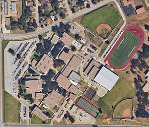 Trinity High School Euless Texas Wikipedia