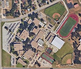 Trinity High School (Euless, Texas) - Image: Trinity 3