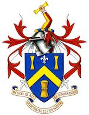 Worshipful Company of Tylers and Bricklayers - The Tylers and Bricklayers' Company Coat of Arms