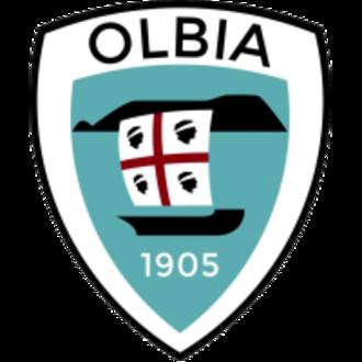 Olbia Calcio 1905 - Image: U.S. Olbia 1905 badge