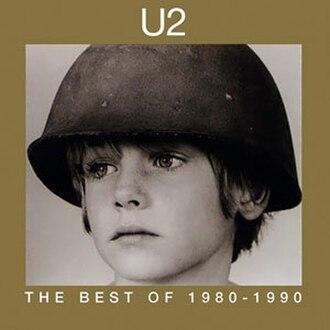 The Best of 1980–1990 - Image: U2bestof 19801990