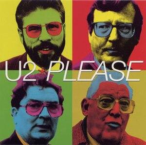 Please (U2 song) - Image: U2please