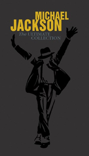 The Ultimate Collection (Michael Jackson album) - Image: Ultimate Collection UK