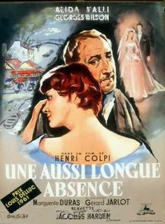 <i>The Long Absence</i> 1961 film by Henri Colpi
