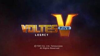 <i>Voltes V: Legacy</i> Philippine television series