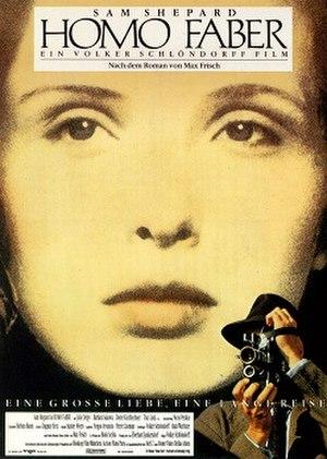 Voyager (film) - Image: Voyager (film) Poster