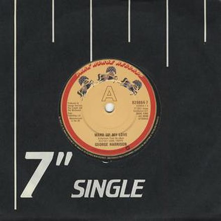 harrison singles Find great deals on ebay for george harrison singles and love me do single shop with confidence.